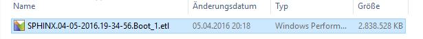 ETL Datei